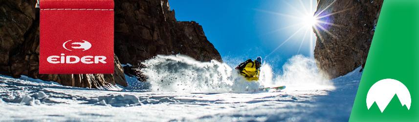Boutique Eider : veste de ski, pantalon de ski, veste de randonnée, pantalon