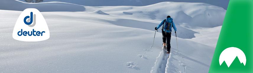Boutique Deuter : tous les sacs à dos Deuter pour la randonnée
