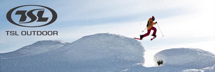 Boutique TSL sur Solentbay : Tous les produits TSL pour les raquettes à neige