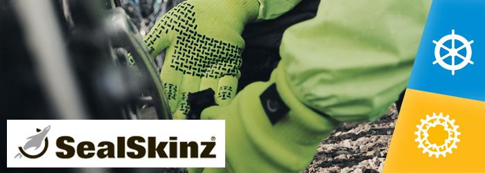 gants et chaussettes Sealskinz