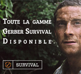 Gerber Survival Bear Grylls